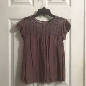 Purple top, forever 21
